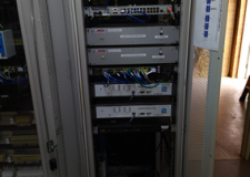 Network Switch Design and Installation