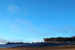 Gullen Solar Farm Control System